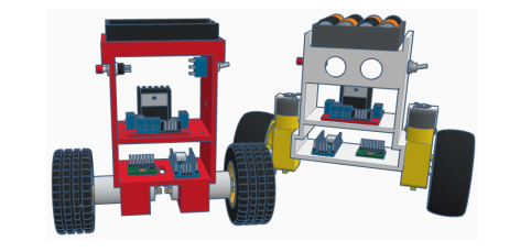 Balancerende Robots