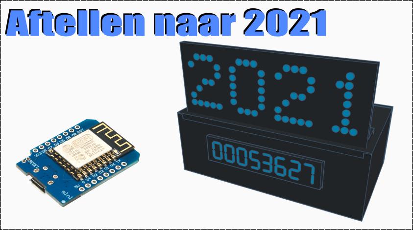 Aftellen Naar 2021